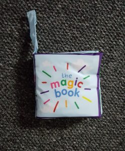 Magic-book-first-book