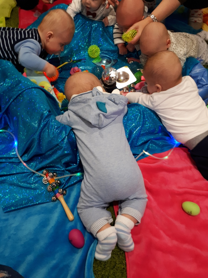 Hartbeeps Mother and BabyClasses
