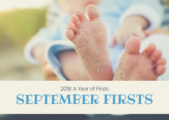 September Firsts
