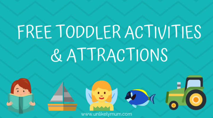 Free Toddler Activities and Attractions