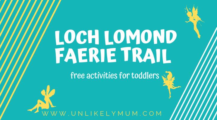 Loch Lomond FaerieTrail