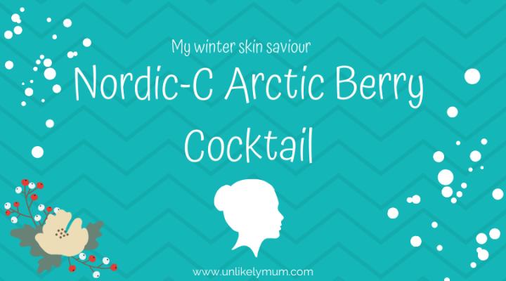 My Winter Skin Saviour: Nordic-C Arctic BerryCocktail