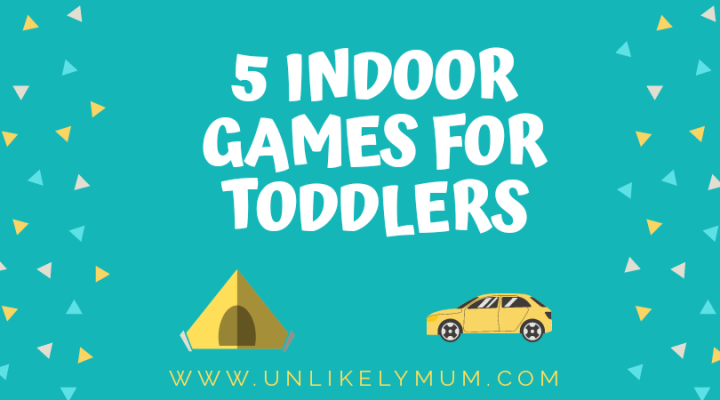 Indoor games fortoddlers
