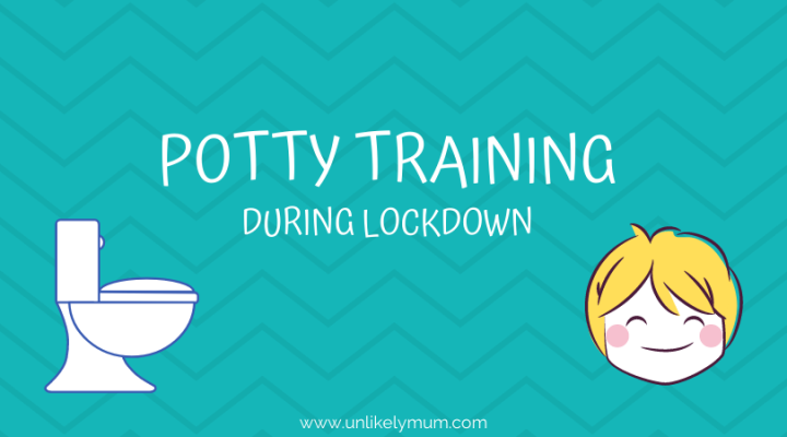 Potty Training A Toddler During Lockdown