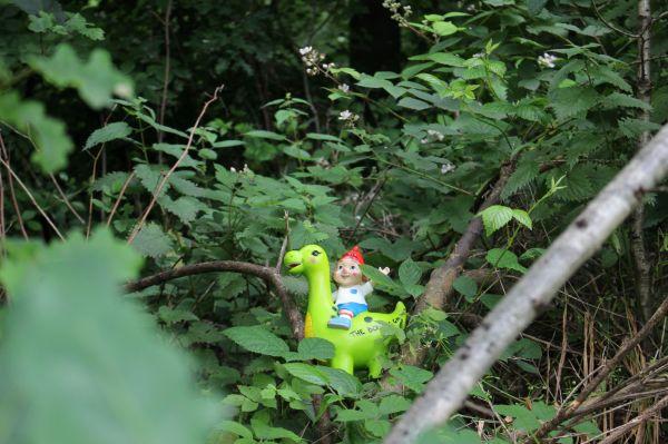 bonhill-gnome-trail-dinosaur-gnome
