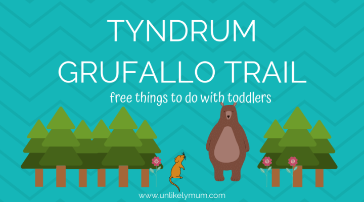 Tyndrum Gruffalo Trail