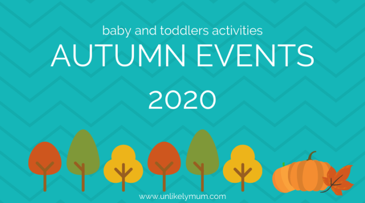 Autumn Activities and Events 2020