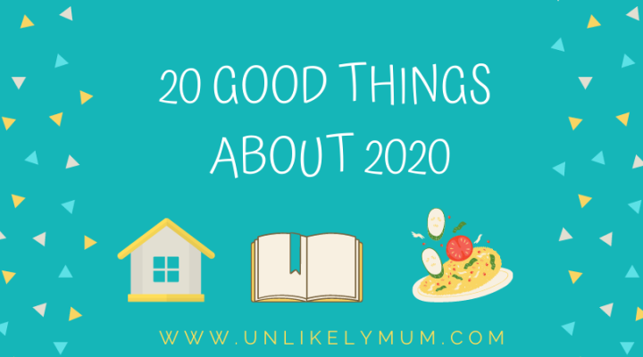 20 Good Things About 2020
