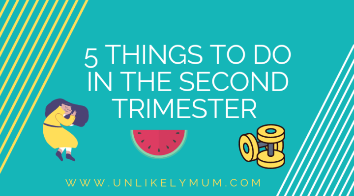 5 things to do in the second trimester