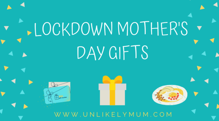 Lockdown mother's day gifts