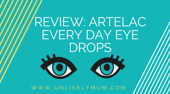 Artelac Every Day Eye Drops –review
