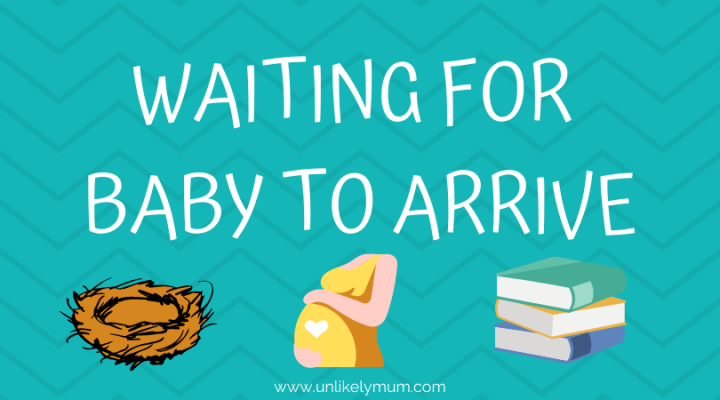 Waiting for baby toarrive