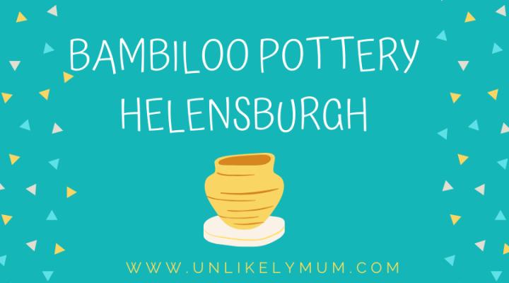 Bambiloo Pottery, Helensburgh