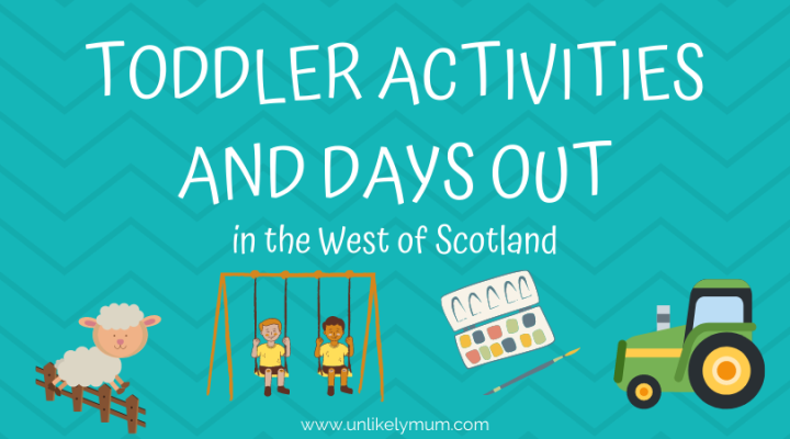 Toddler Activities and Days Out in CentralScotland